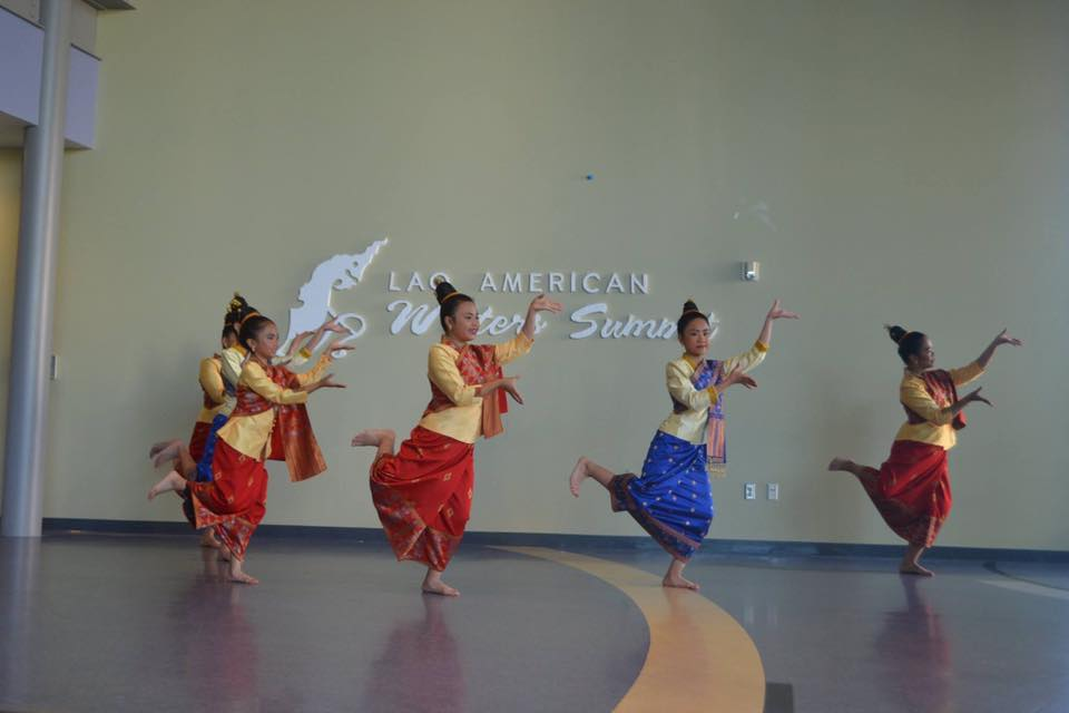 Kinnaly Lao Traditional Music and Dance Troupe