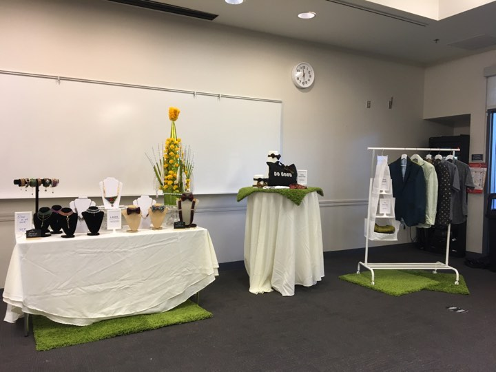 L.A.O.S., Tony Inouvong and Tie Theory displays
