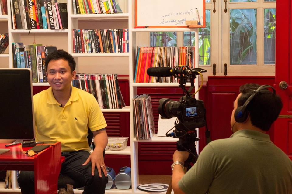 """Steve Arounsack interviews Anysay Keola, director of """"At the Horizon"""" (2011), a thriller which pushed boundaries in the Lao film industry, taking on controversial issues like class and corruption."""