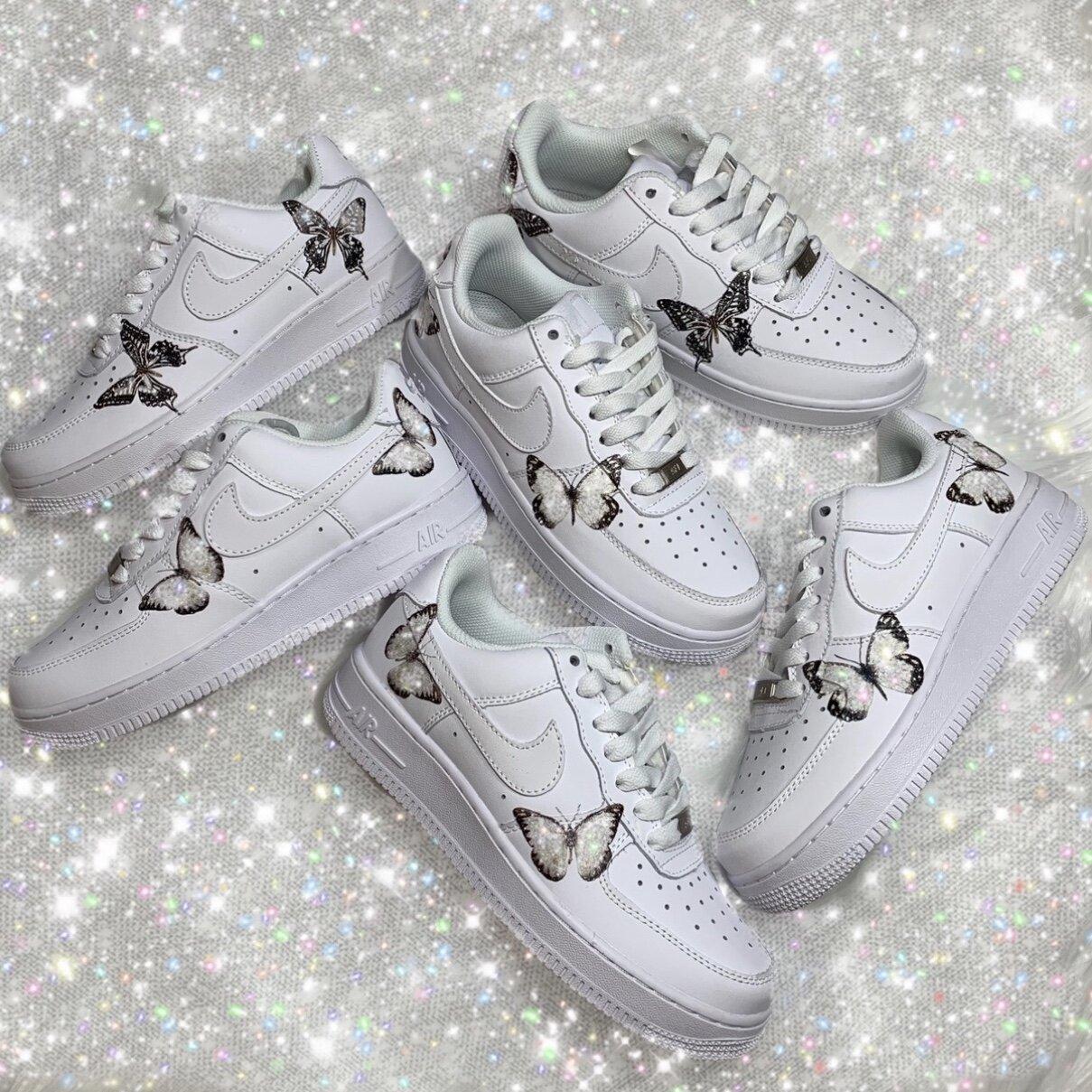 glitter air force
