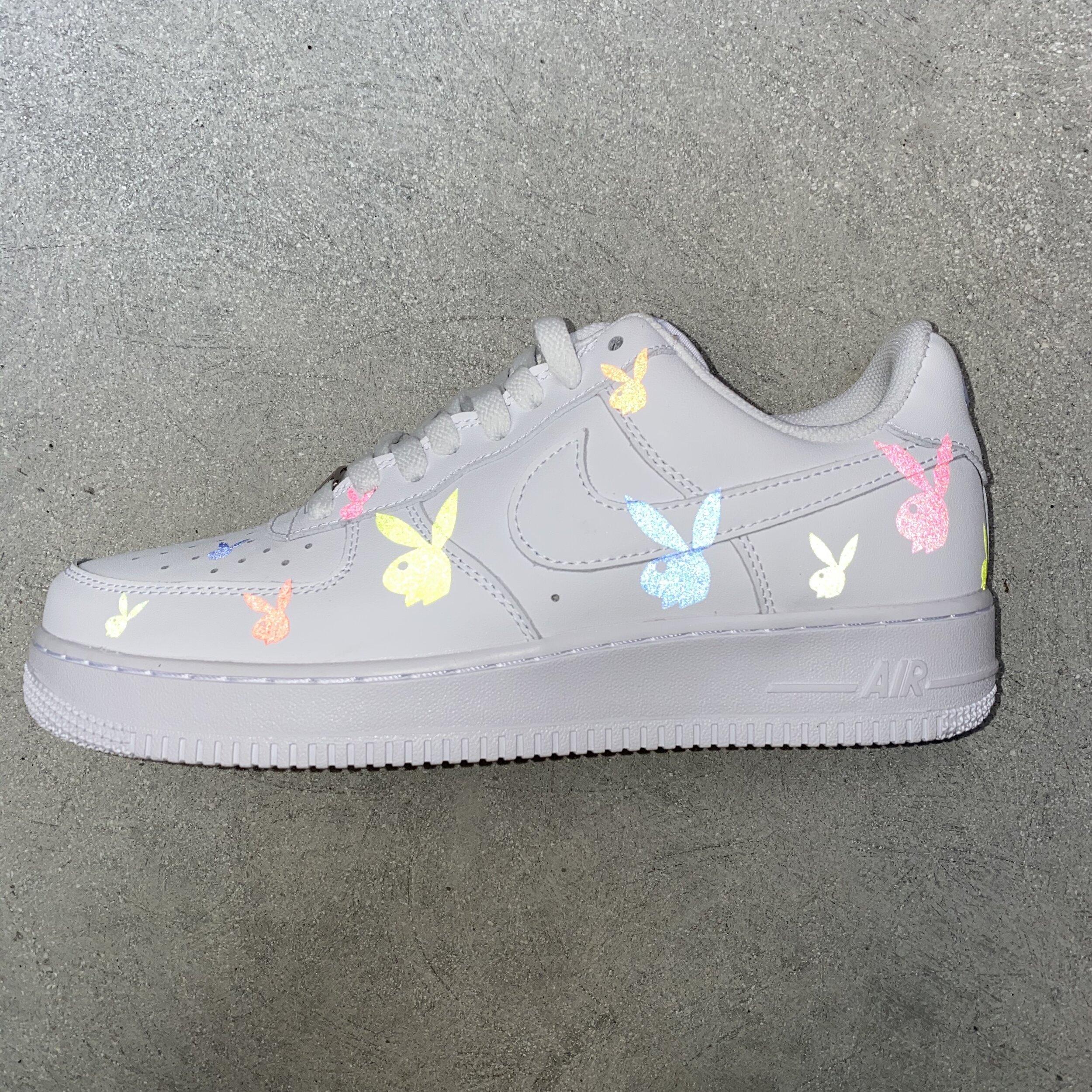 3M Rainbow Bunny Air Force 1
