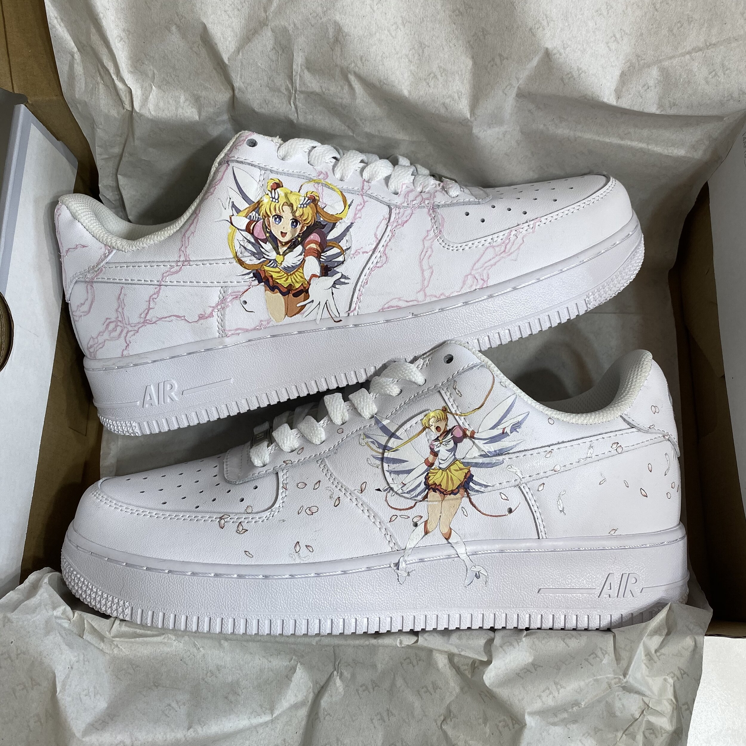 Revenge and Death Sailor Air Force 1