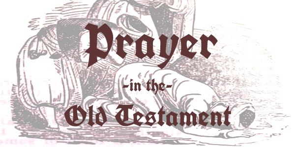 In this series we are looking at examples of prayer in the Old Testament. We want to grow as people who know how to pray in all of life's circumstances, and know how to meaningfully connect God in all of Scripture.