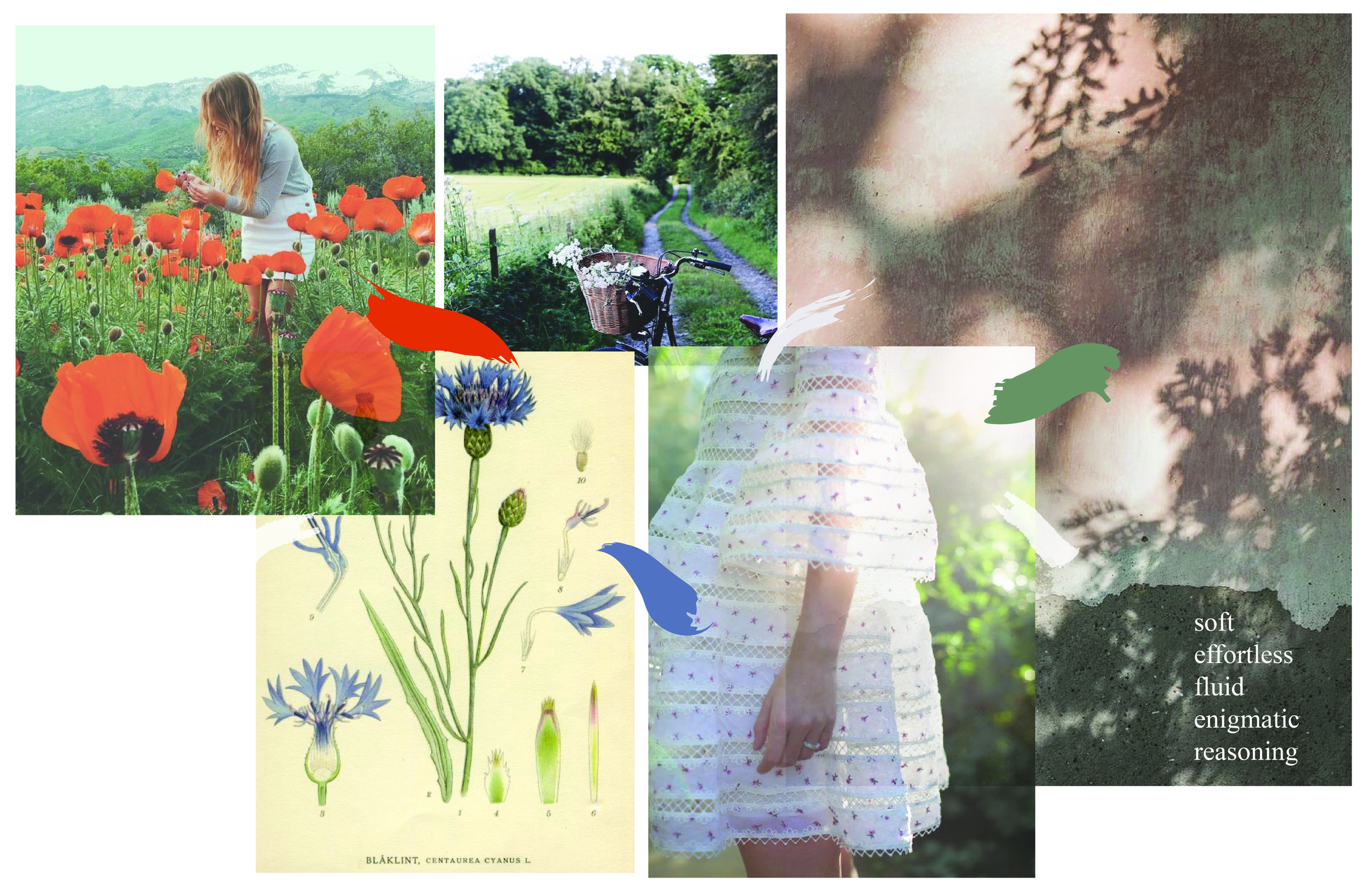 2/2 inspiration mood boards.