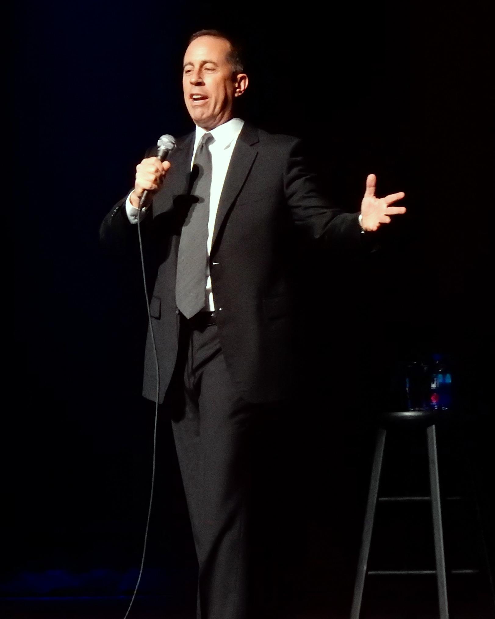 Jerry Seinfeld 2016