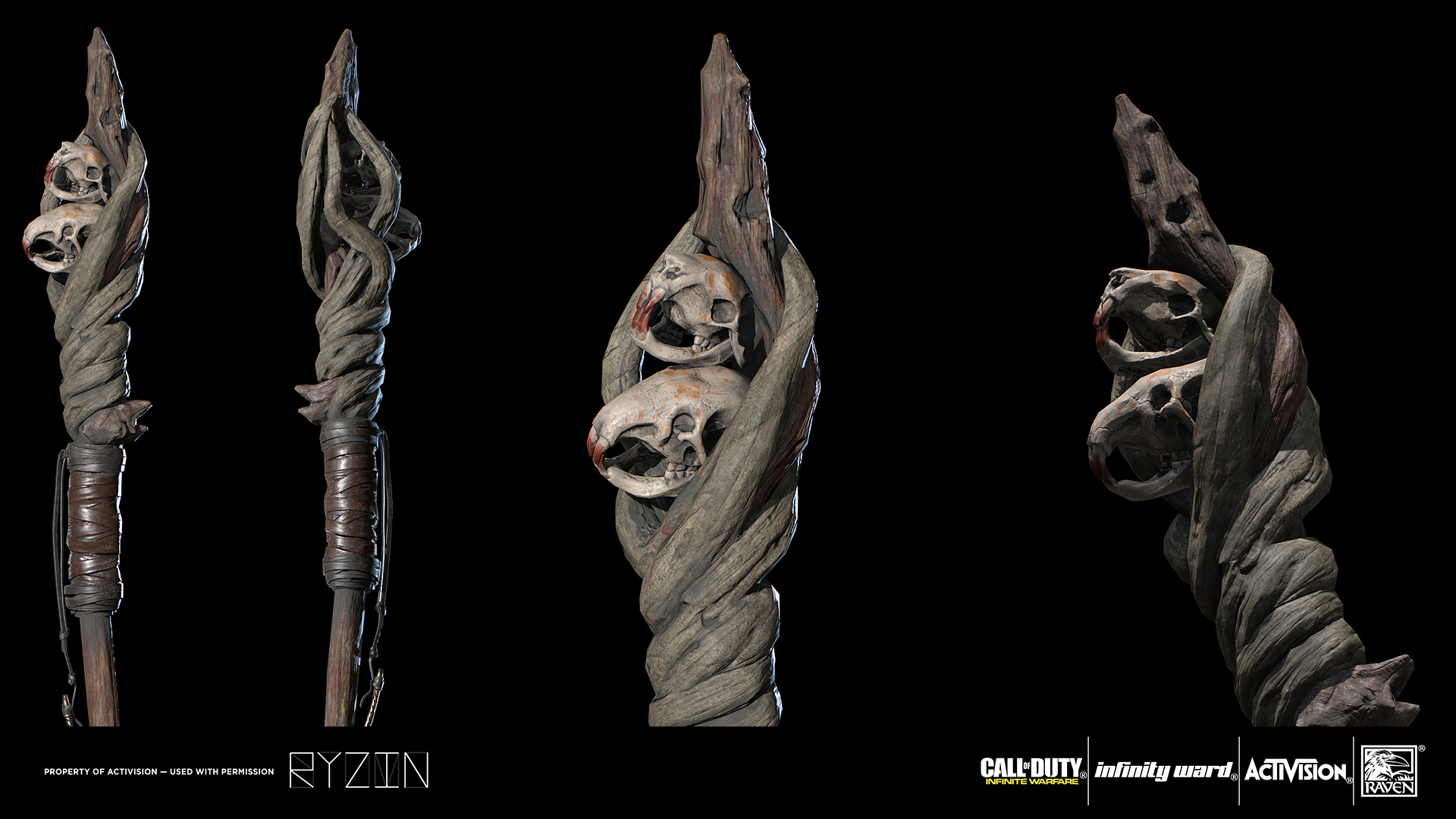 Zombie Rat King Staff01.jpg