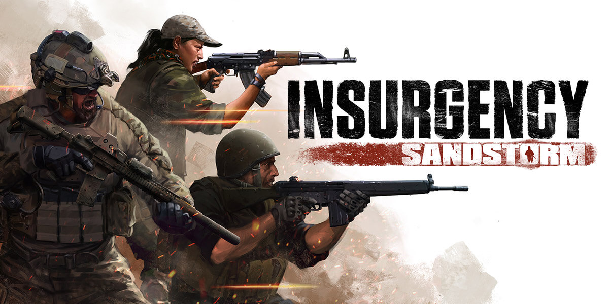 Insurgency: Sandstorm - RYZIN Provided vehicles assets for New World Interactive.COMING SOON (UNDER NDA)