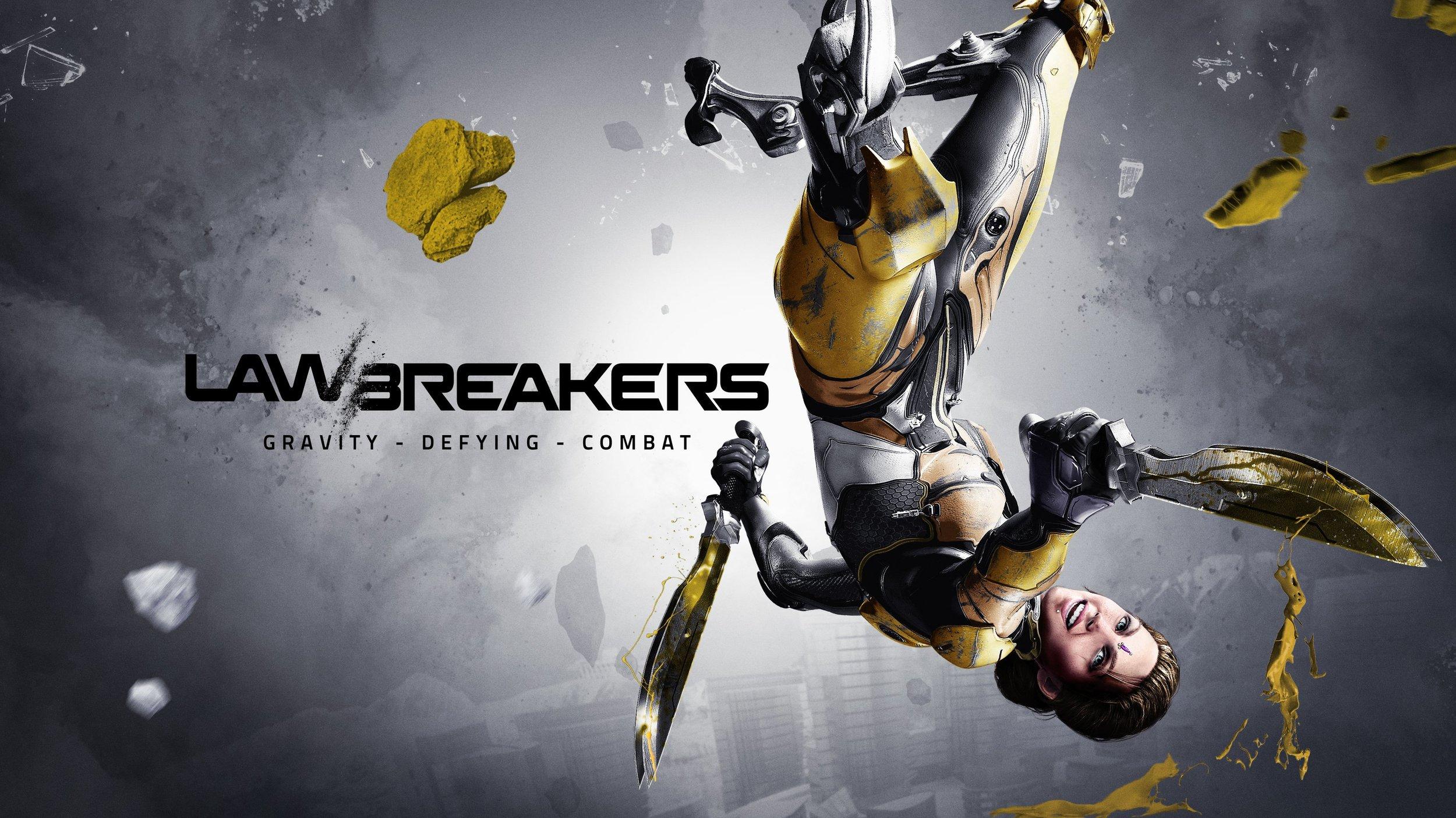 Lawbreakers - RYZIN Provided Weapons for BossKey Studios.(UNDER NDA)