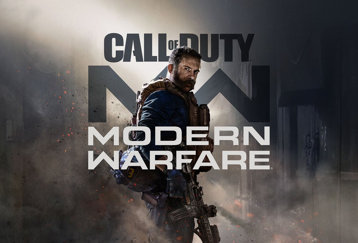 Call Of Duty: Modern Warfare (coming 2019) - RYZIN Provided asset support for Infinity Ward weapon & vehicle teams.COMING SOON (UNDER NDA)