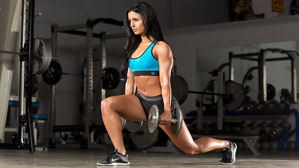 Lunges & Variations