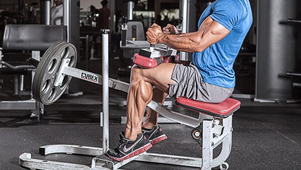 Calfs & Lower Leg Exercises