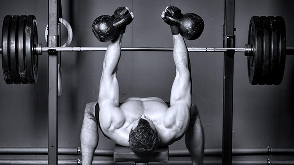 Kettlebell Exercises: Upper