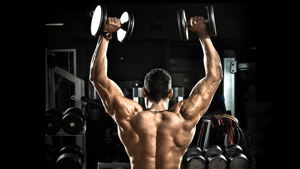Shoulders  Overhead Exercises