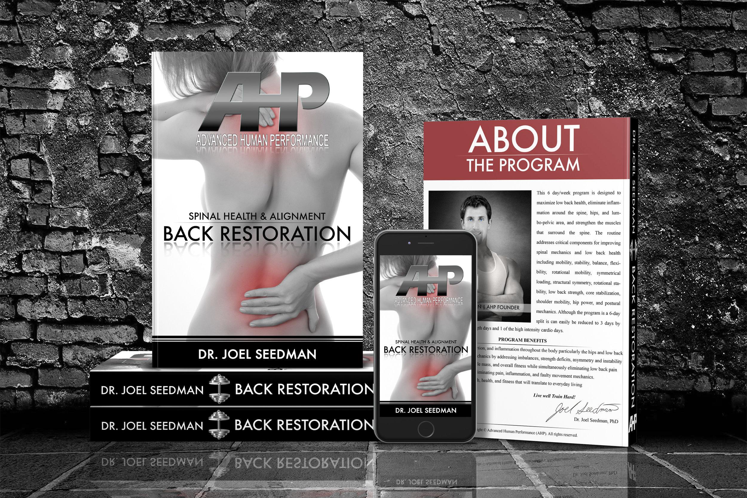 Spine Health & Back Restoration Program