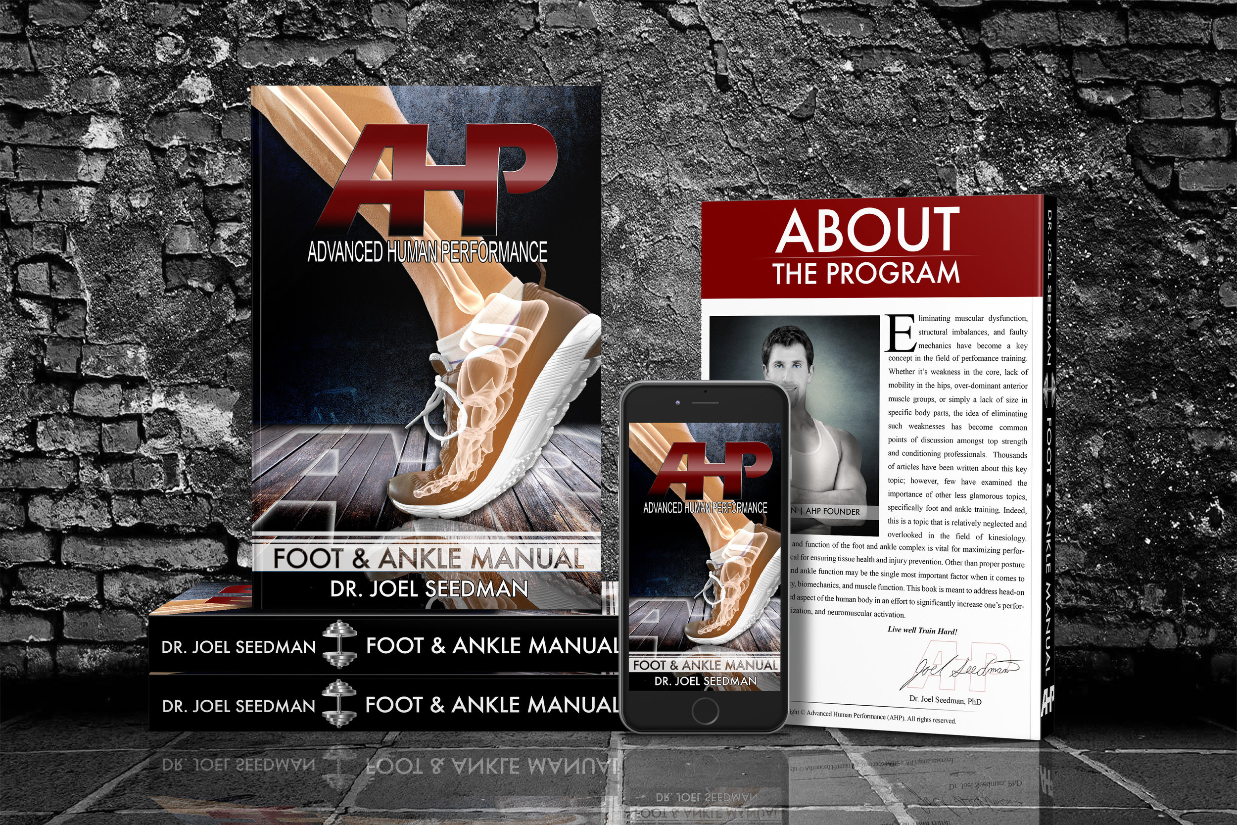 Dr. Seedman Ultimate Foot & Ankle Training Manual