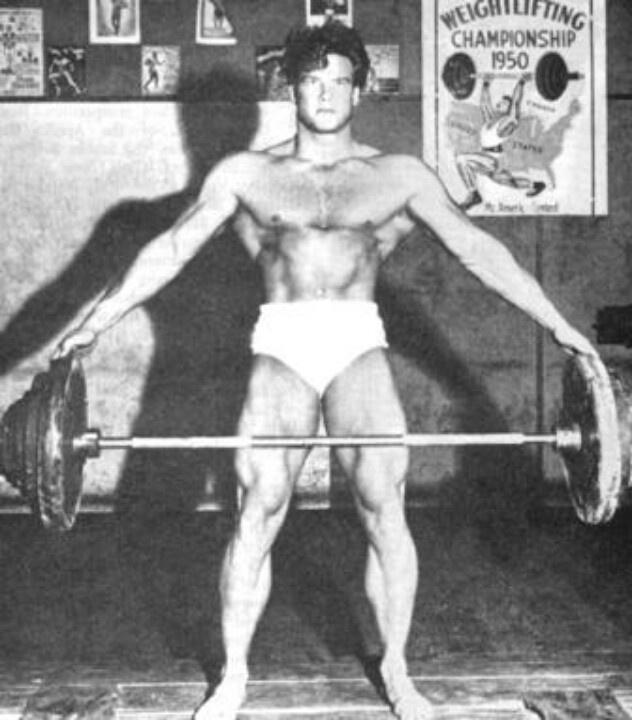 Steve Reeves - The First Hercules