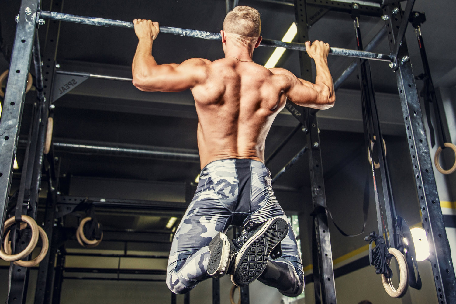 Master Your Pull-ups & Chin-Ups with Chaos — Advanced Human Performance  Official Website   Home of Dr. Joel & Joshua Seedman