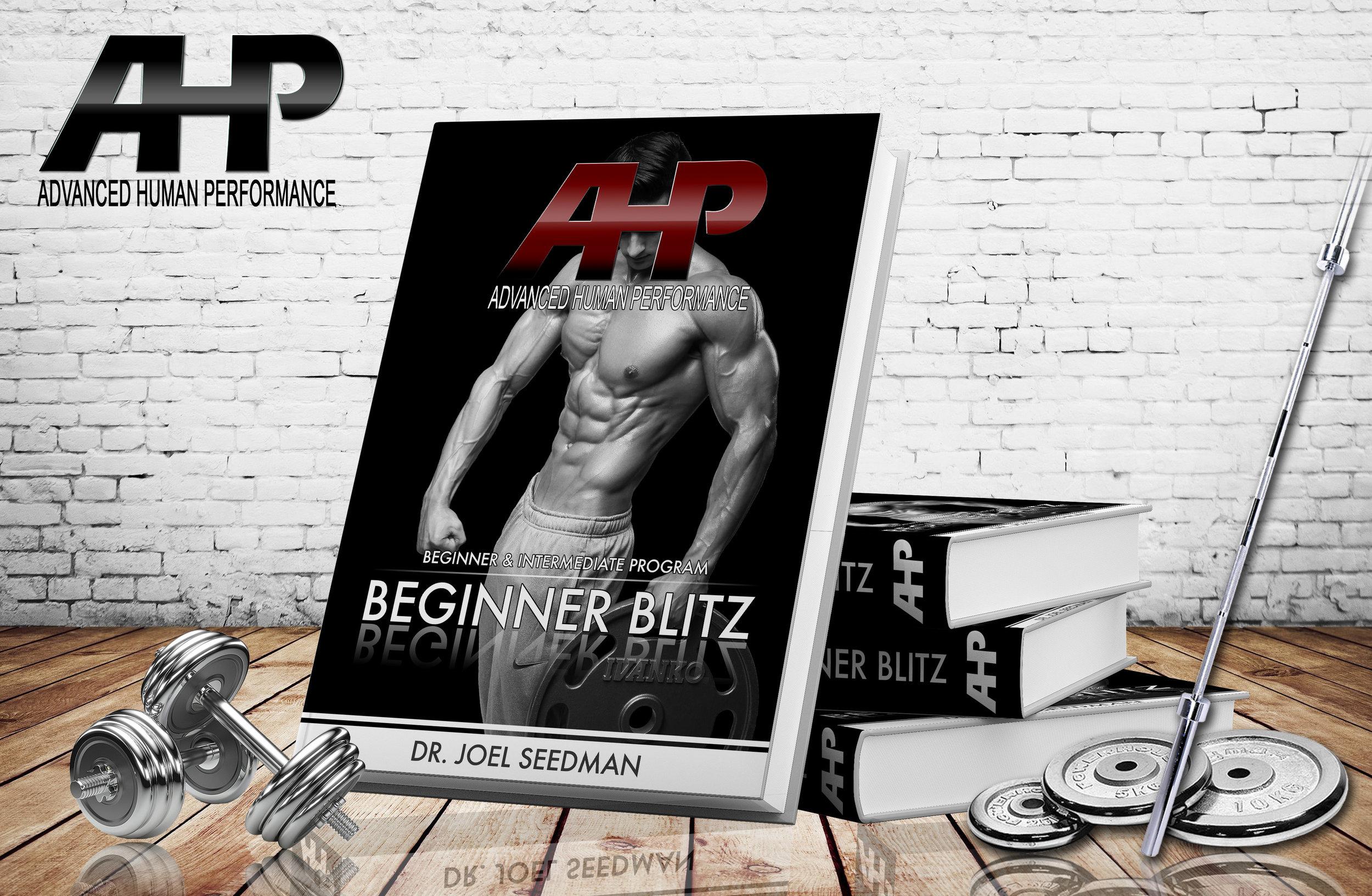 Beginner Blitz Training Program
