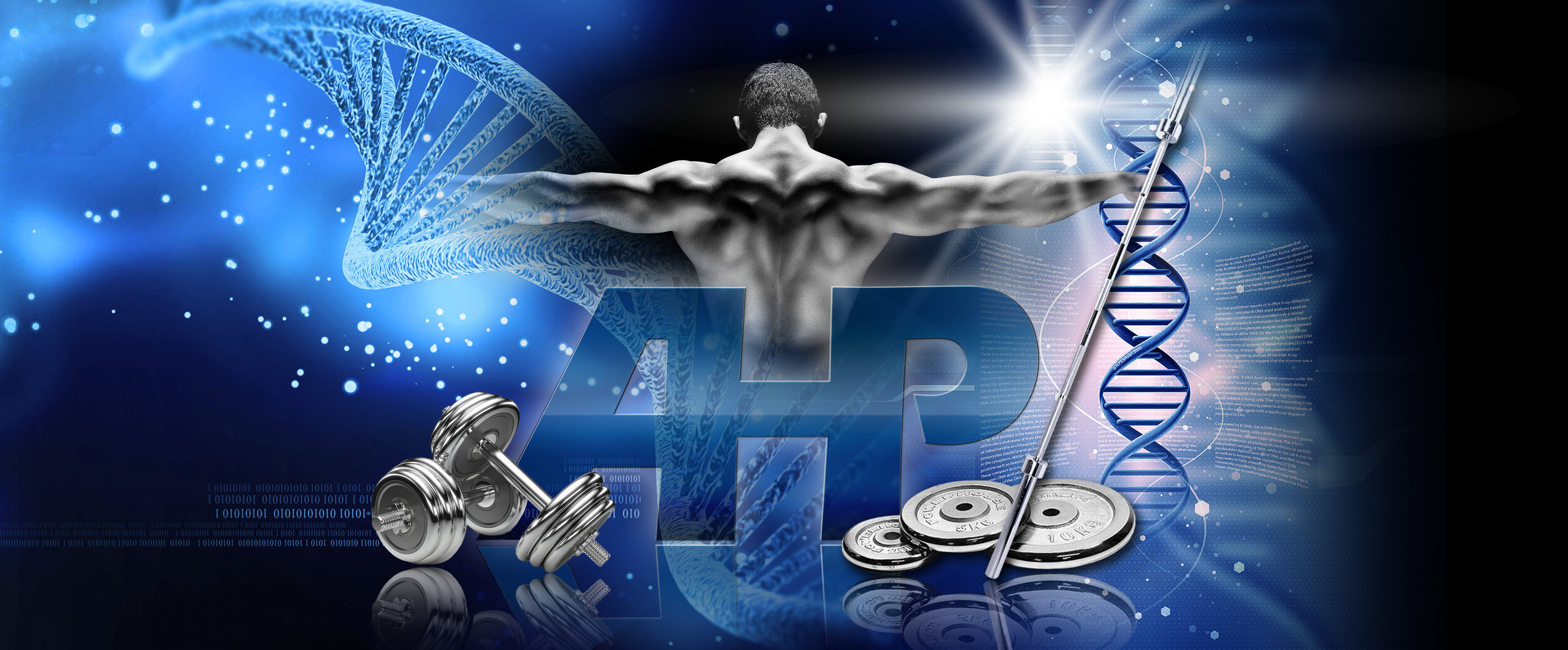 - Official Website -   Advanced Human Performance   Breaking Through Your Genetic Barriers