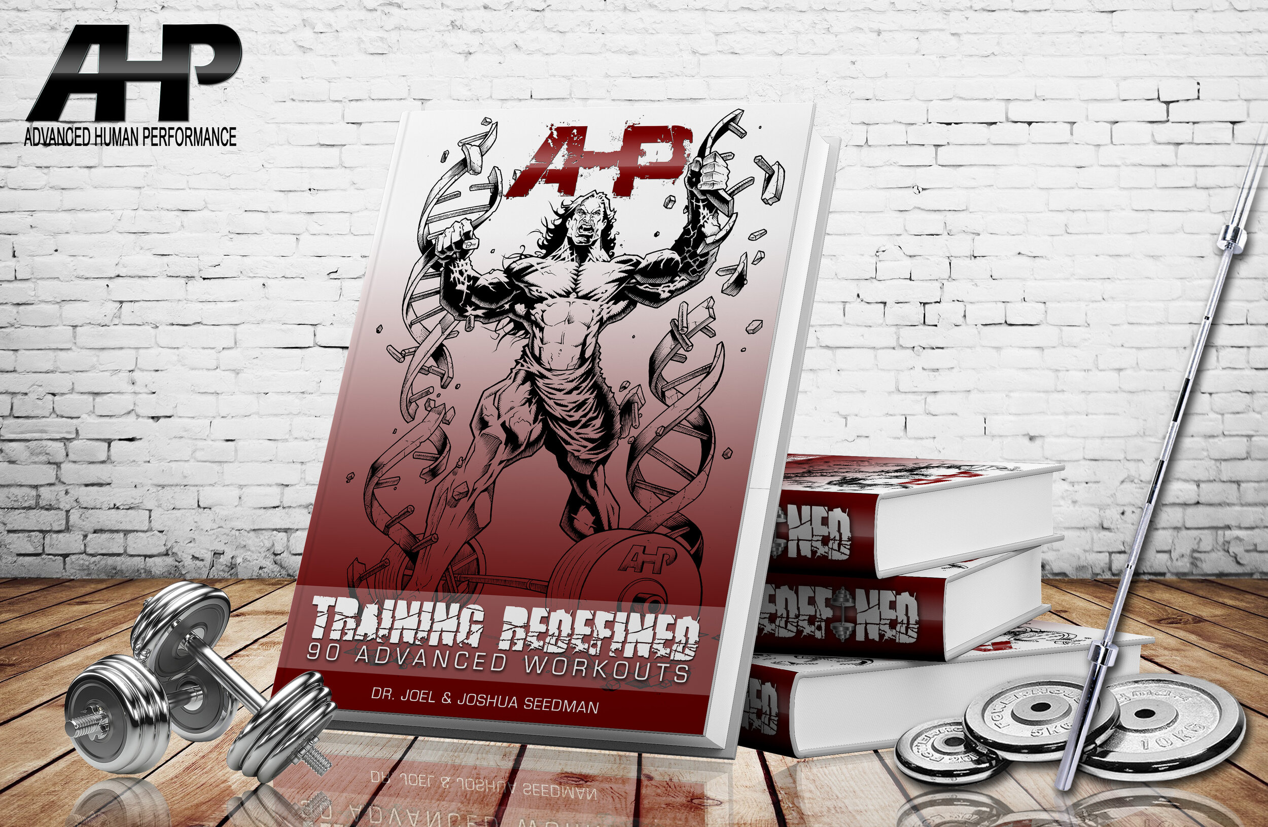 Training Redefined  - 90 Advanced EI Workouts -