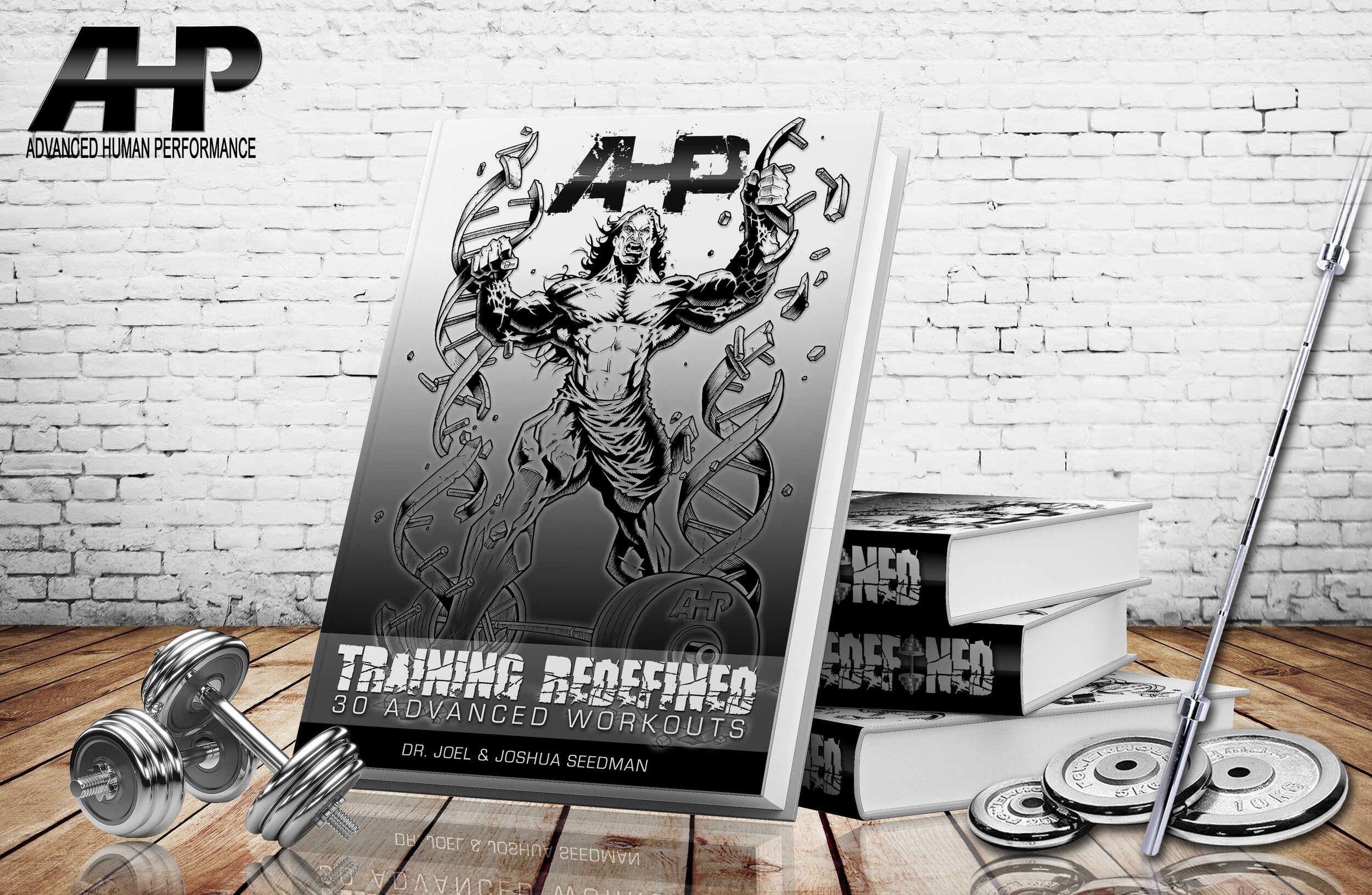 Training Redefined  - 30 Advanced EI Workouts -