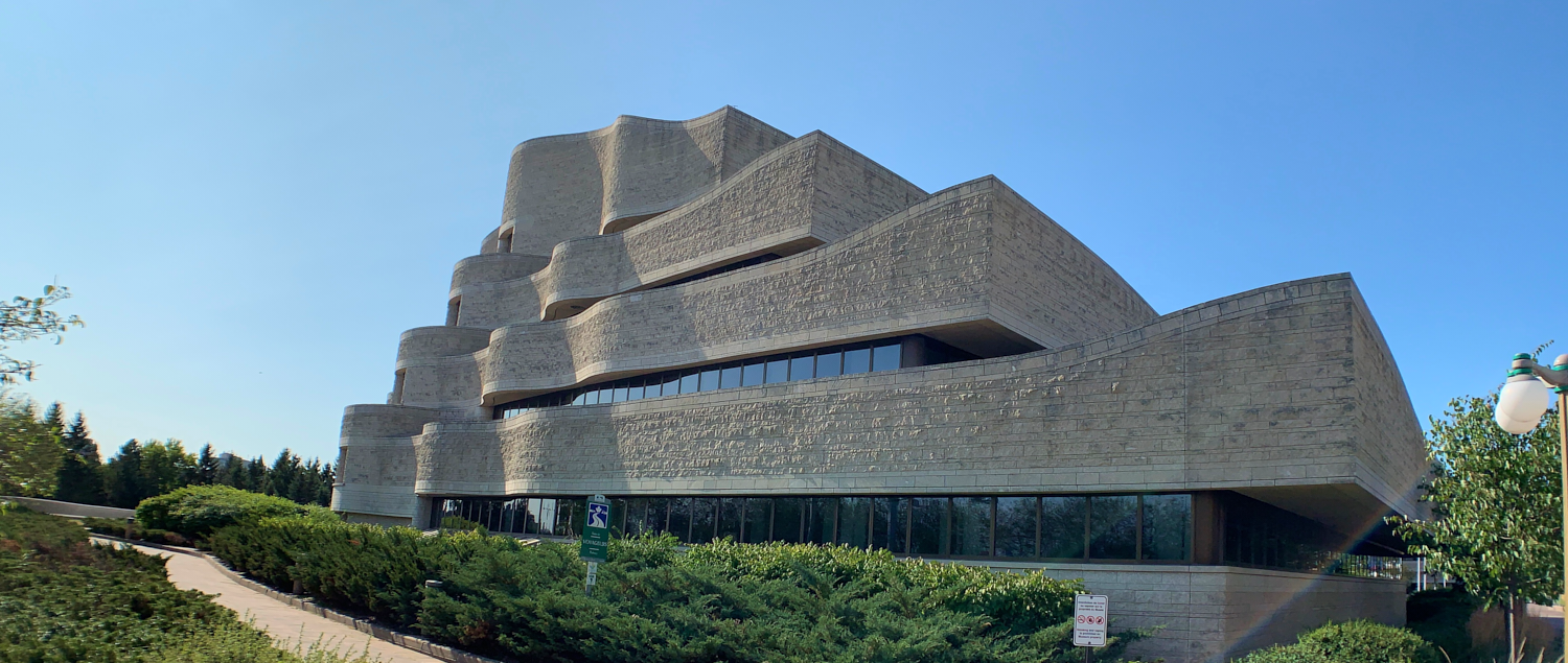 Canadian Museum of History Curves: 45.431456, -75.709734