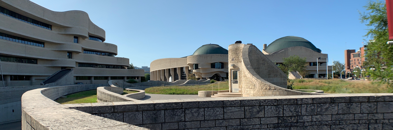 Canadian Museum of History Curves:  45.430792, -75.709518