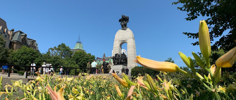 National War Memorial: 45.42399, -75.69533