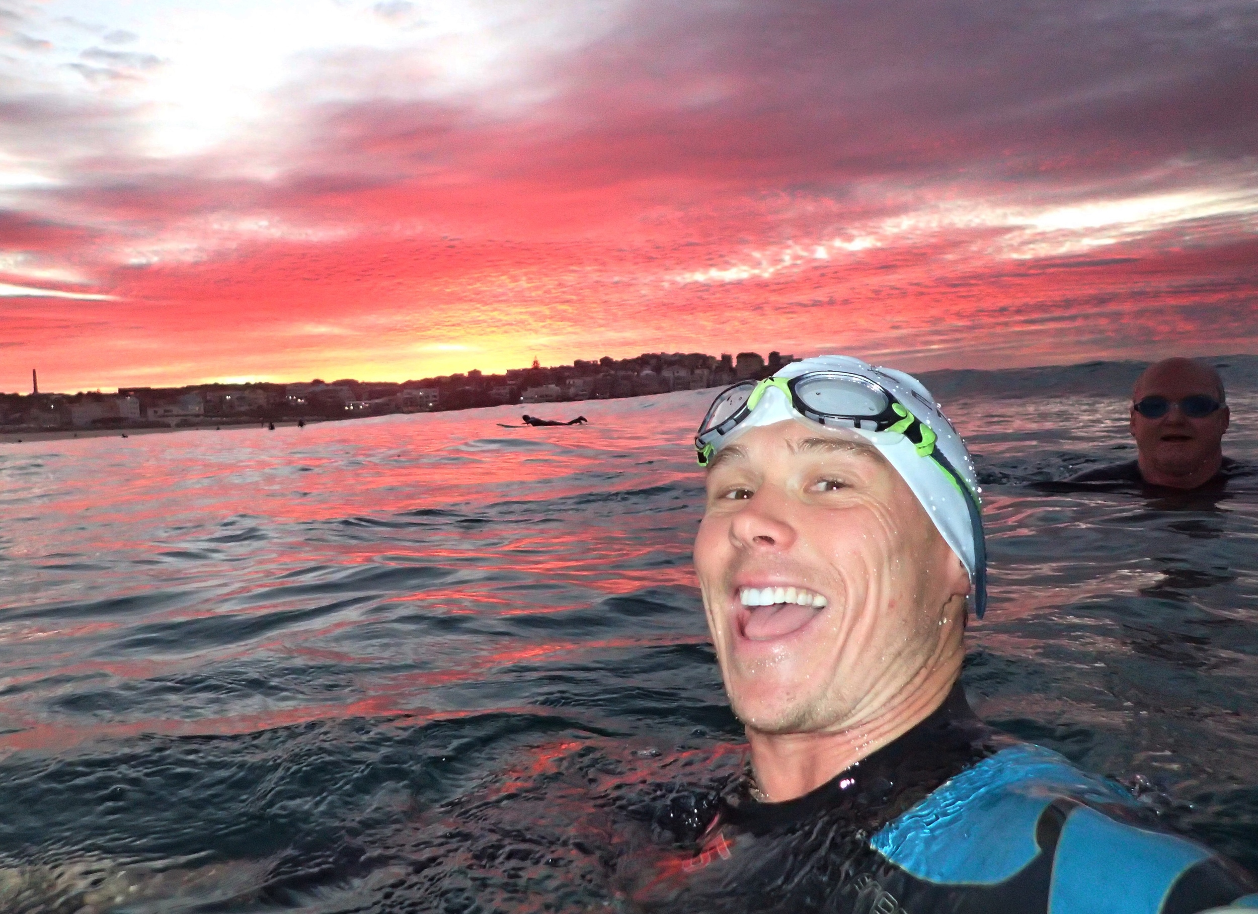 Reidy Sunrise Swim July 2016