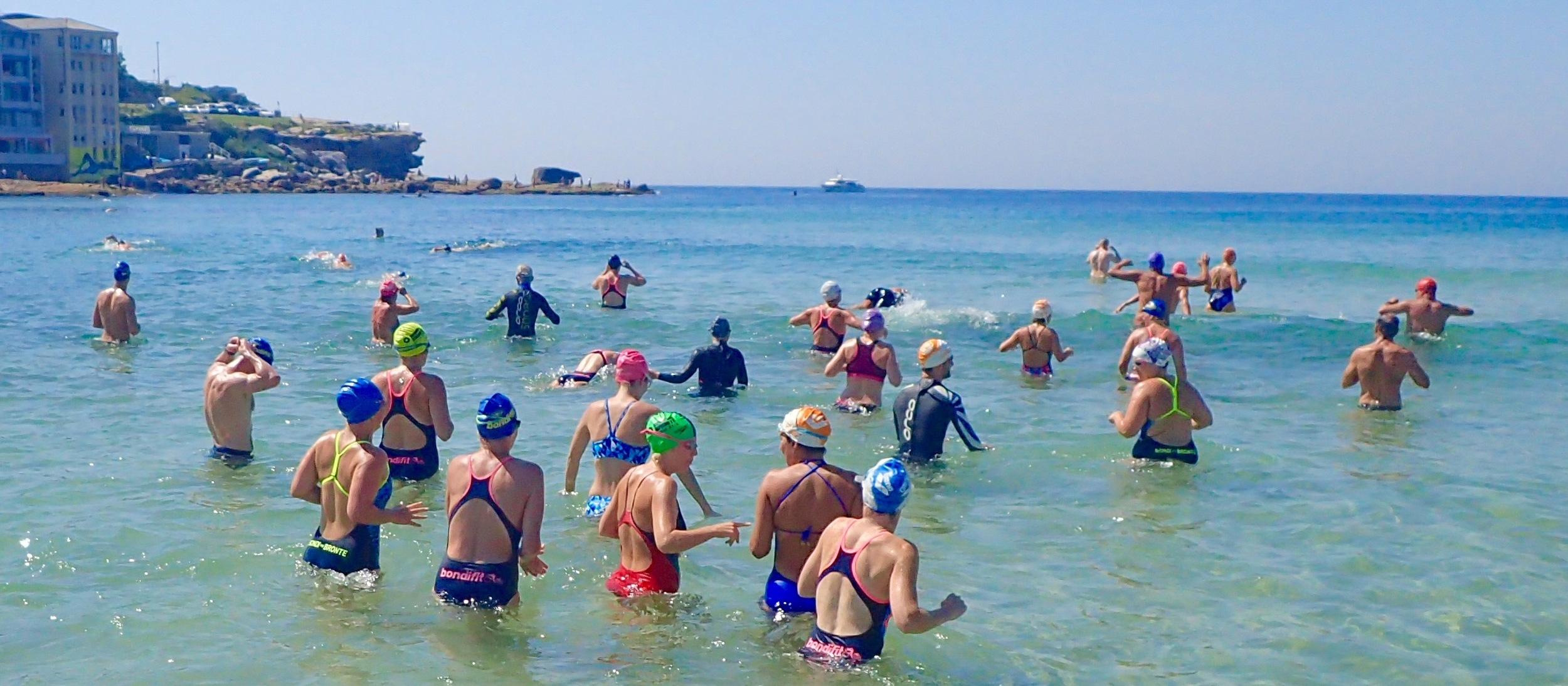 Ocean swim coaching since 1983    Find out more