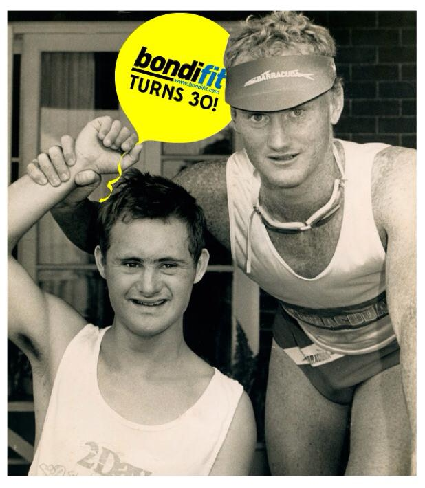 My little brother Richard & I after we did a Biathlon together back in the day - so much fun!