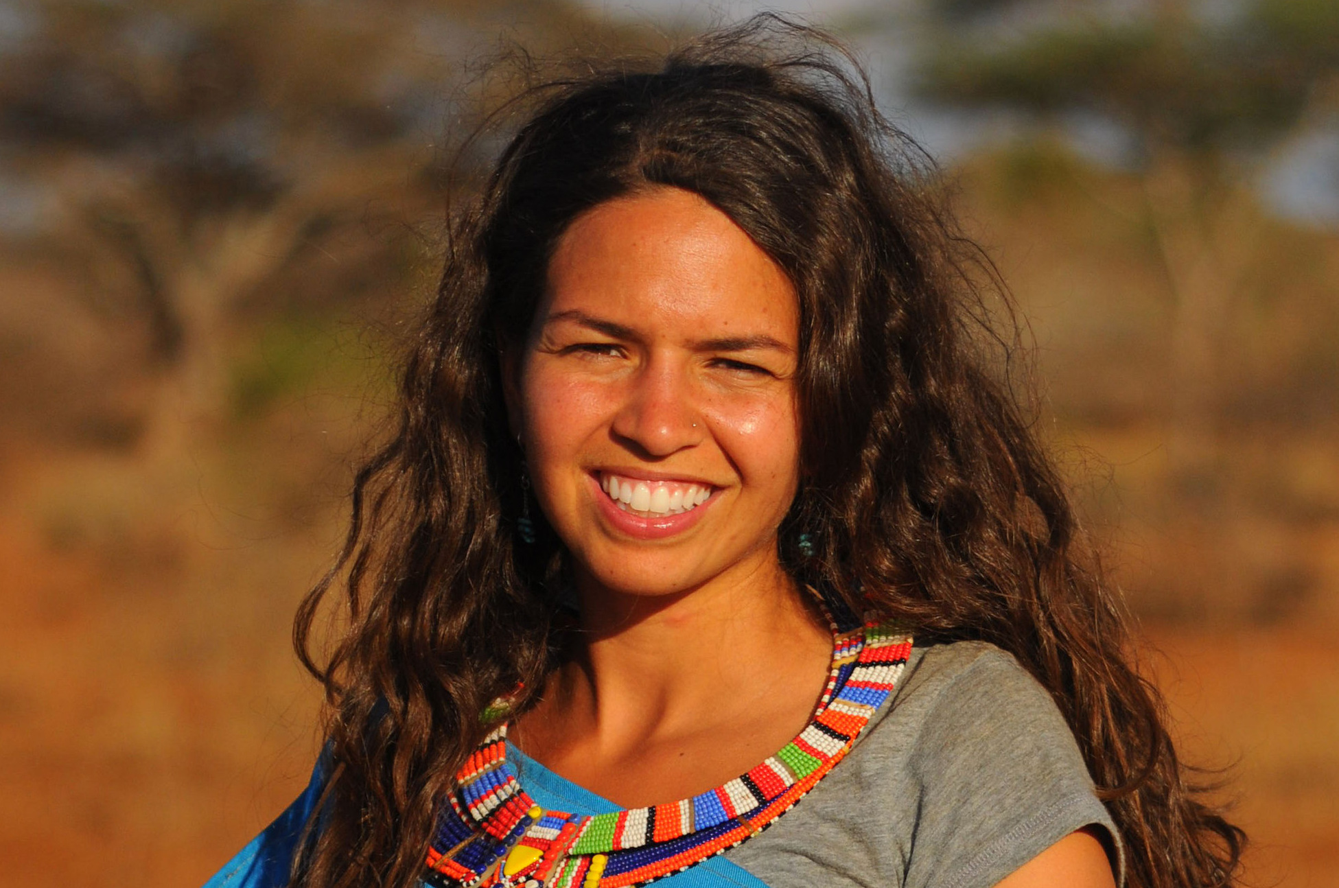 LEELA HAZZAH, PhD    is Executive Director and Co-founder of Lion Guardians. Leela has worked on conservation issues in East Africa for more than 15 years, where her research focuses on understanding the predictors and motivations behind lion killing in Maasailand, Kenya.     Leela's innovative and culturally appropriate collaborations have seen dramatic results in this region, earning her numerous awards including CNN Heroes, Future for Nature Award, St. Andrews Prize for the Environment, Young Women Conservation Biology Award by the Society for Conservation Biology, Wings WorldQuest Award, Fulbright Fellowship, and Jordan Prize for African Studies. Leela received her PhD from University of Wisconsin, Madison and serves as an affiliate faculty member at Colorado State University and University of Cape Town. Leela possesses an intense passion and drive to continue strengthening and expanding her efforts to protect lions living on community lands.