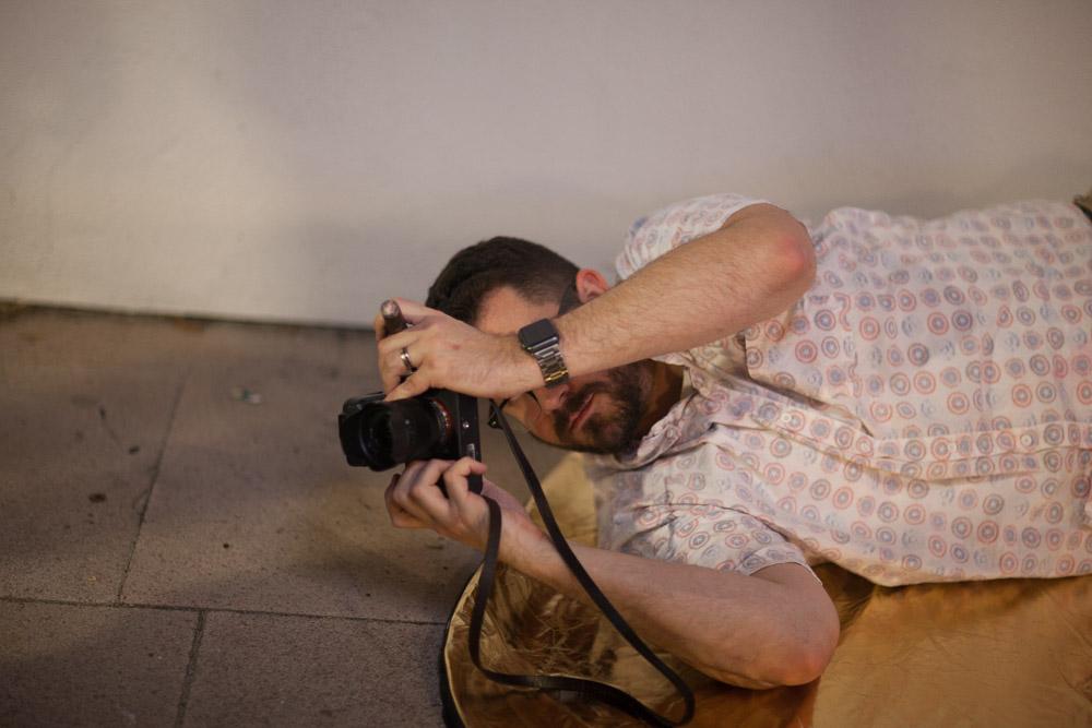 Deuce aka TampaPhotographer shooting from below