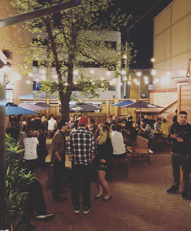 Another successful Friday night!! Patio is open all summer. Come join us tonight for $8.50 Double Highballs and $4.50 Jagerbombs, StaggerBombs and Tequila! #yeg #whyte #whyteave #saturdaynight #patio #jagermeister