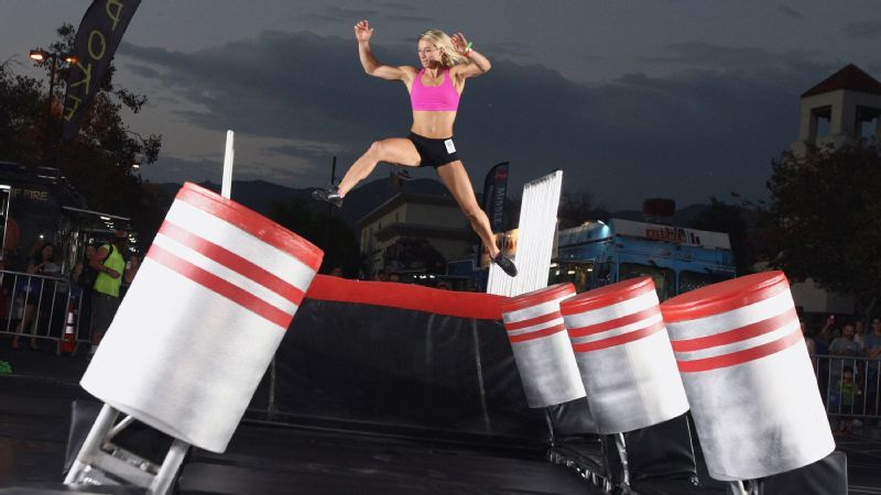LINK:  Jessie Graff has historic night in first city finals episode of 'American Ninja Warrior' - ESPNW