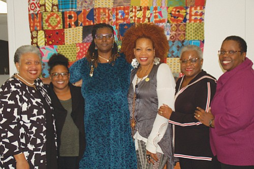 I helped organize an intergenerational community gathering for black women in Portland, OR