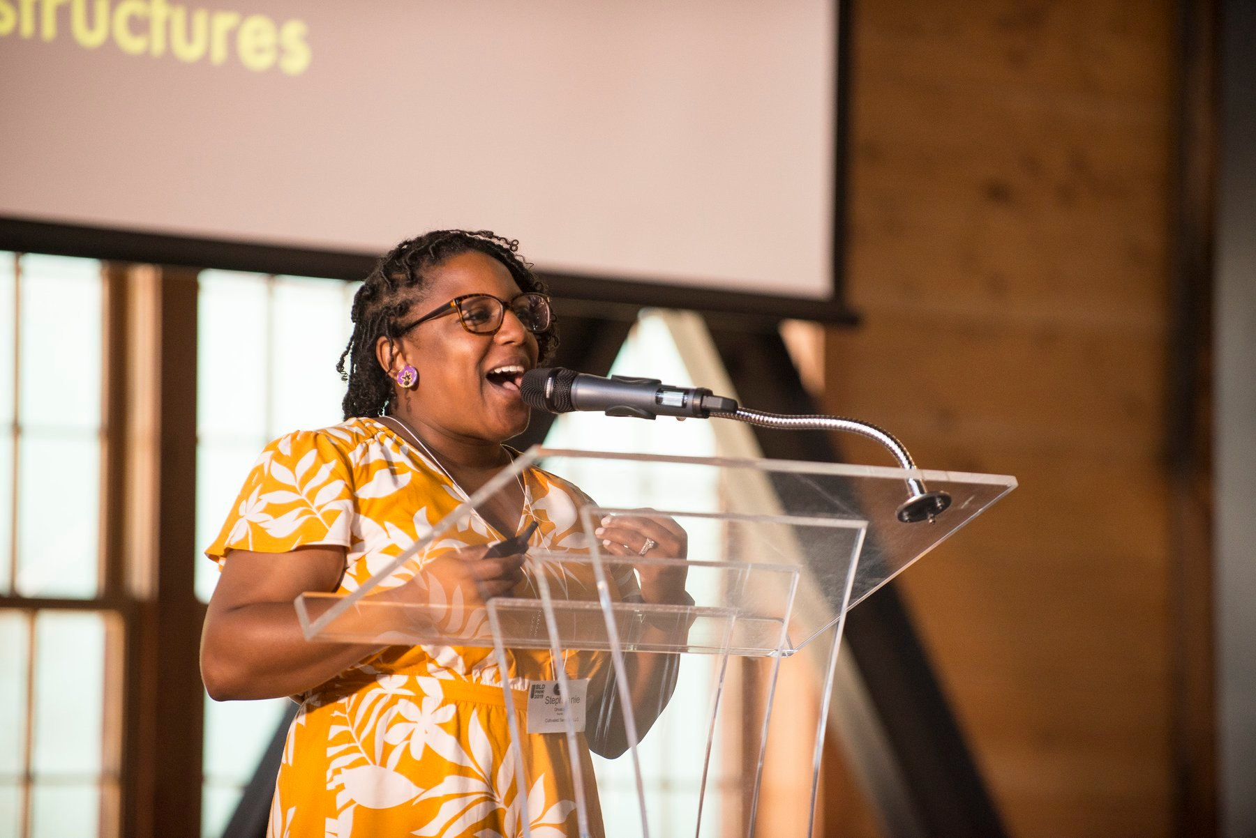 """Opening Keynote Speaker at the B Corp Leadership Development Conference:  """"Building an Ecosystem of One: The Fractal Nature of Equity Work"""""""