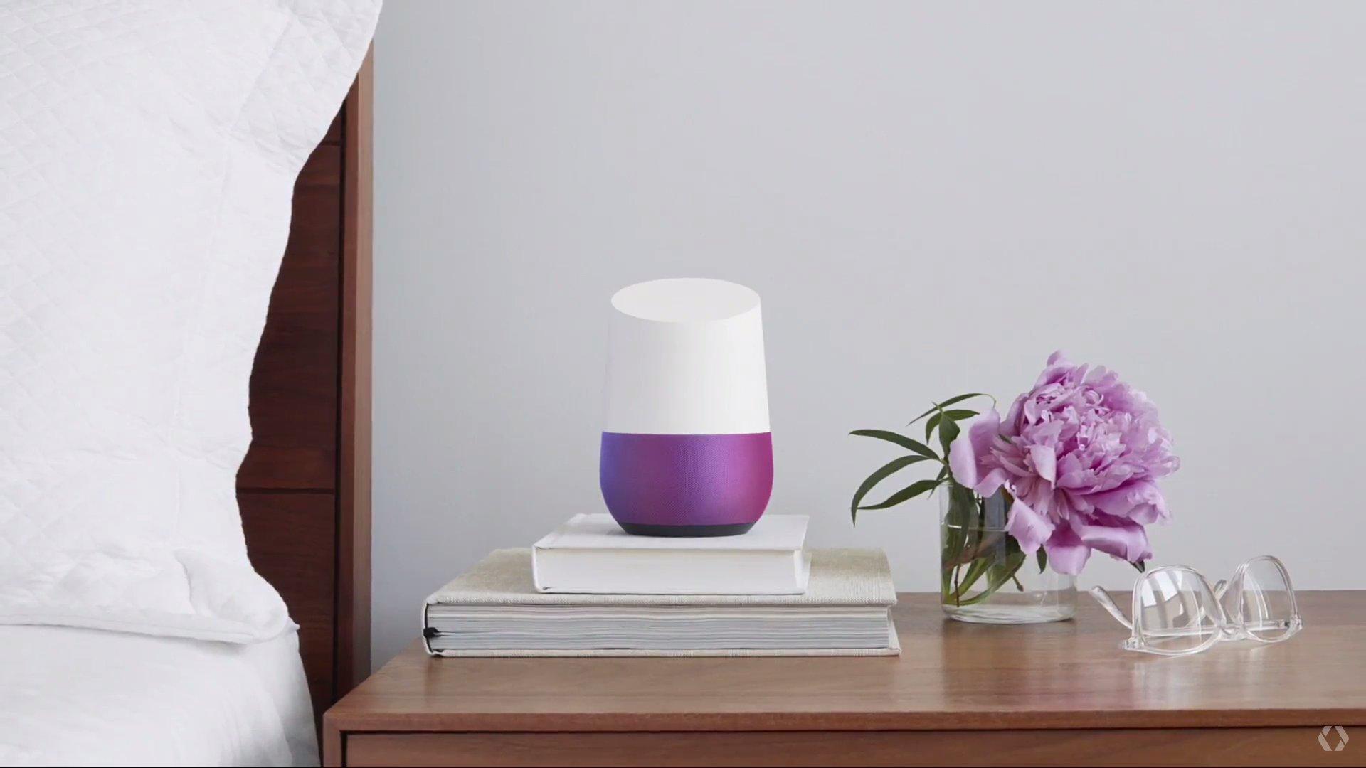 Google Home, Gizmodo.