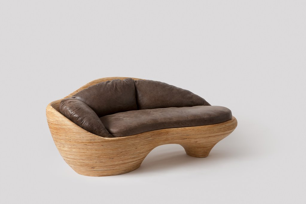 Nyth Chair by Zachary Crowe