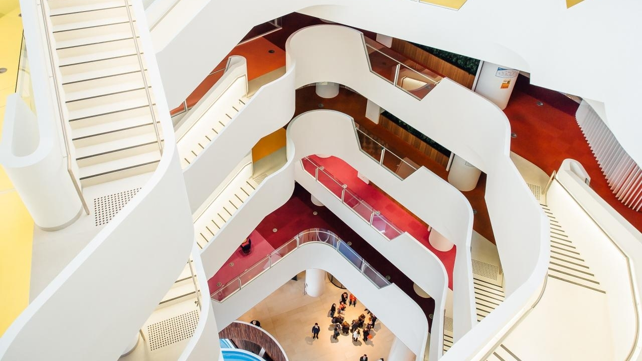 Medibank Place, open to the public during MDW. Source: ngv.vic.gov.au/melbourne-design-week