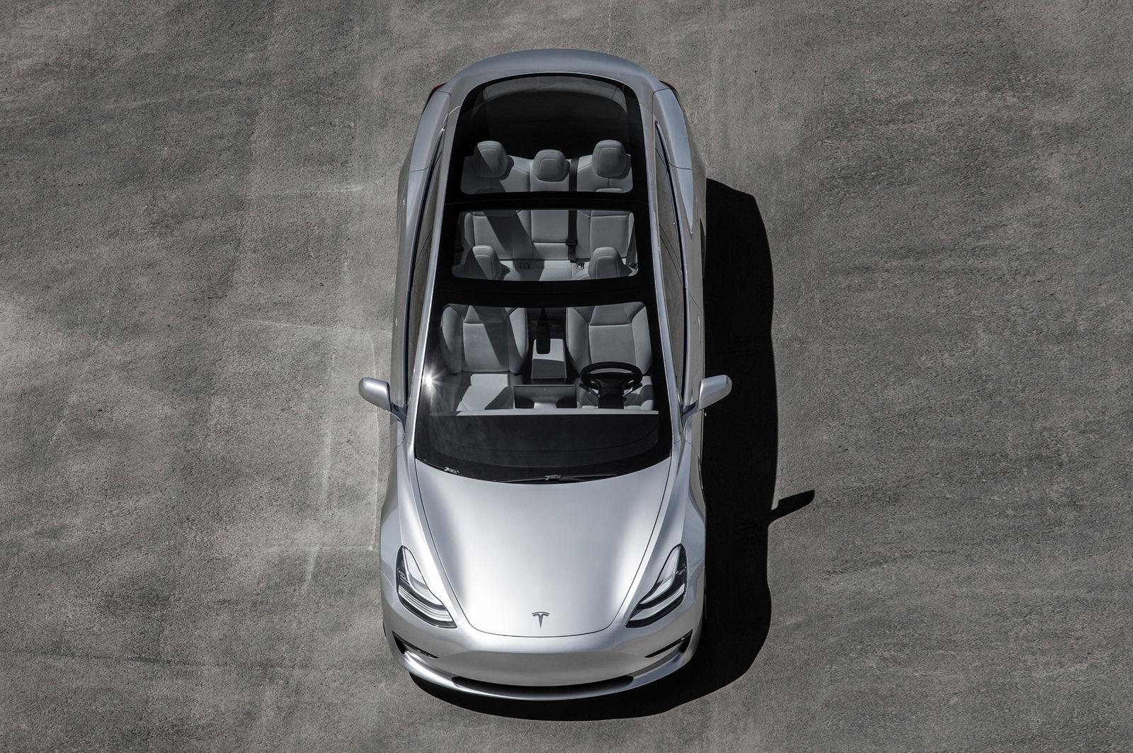 Tesla Model 3. Source: http://model3ownersclub.com