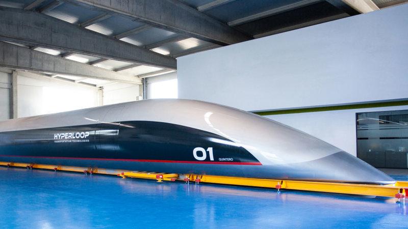 Quintero one developed for (HTT) Source: www.news.com.au