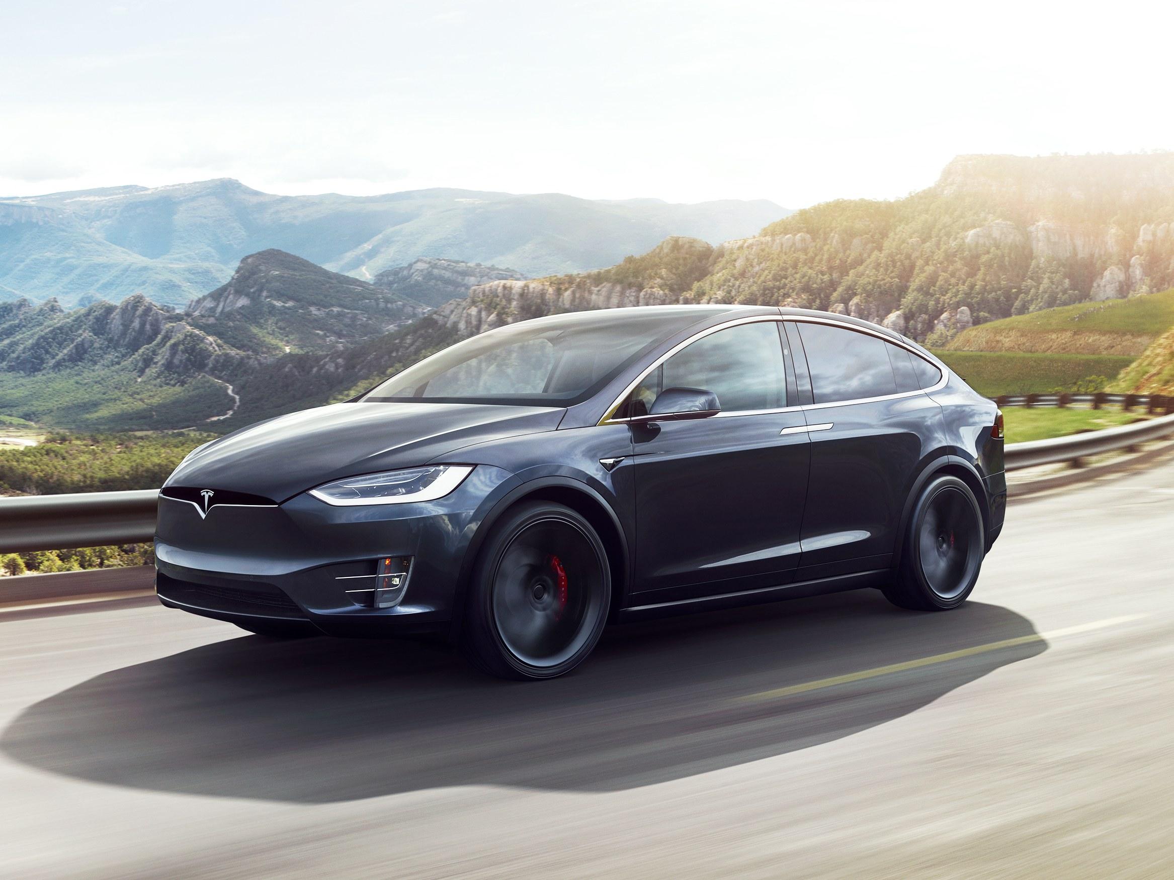 Tesla model X Source: cars.usnews.com