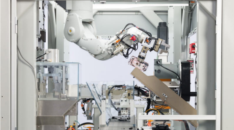 Daisy Apple's Phone Recycling Robot Source: thetechnews.com