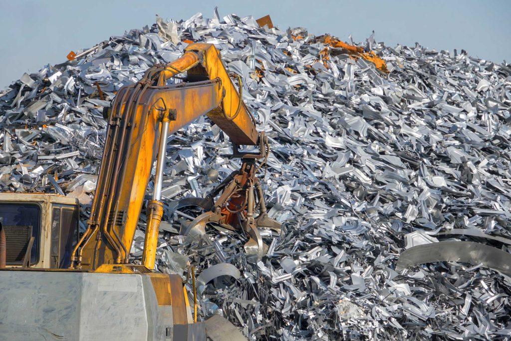 Scrap Metal Recycling Source: collinsrecycling.com.au