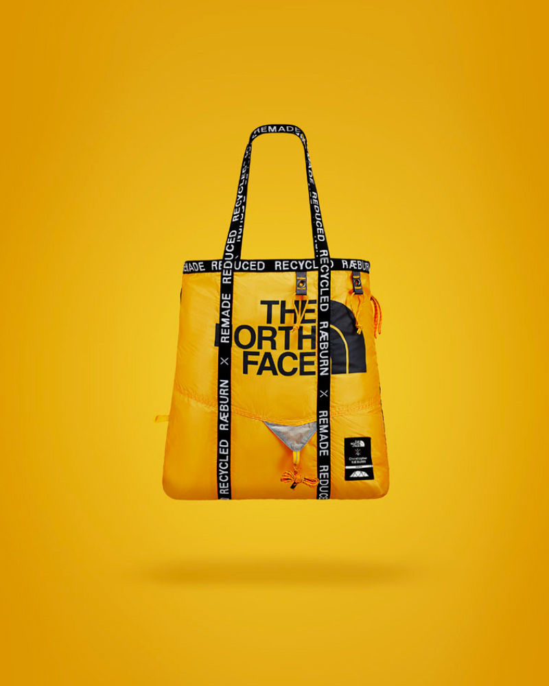 THe North Face tote bag source:trendhunter.com