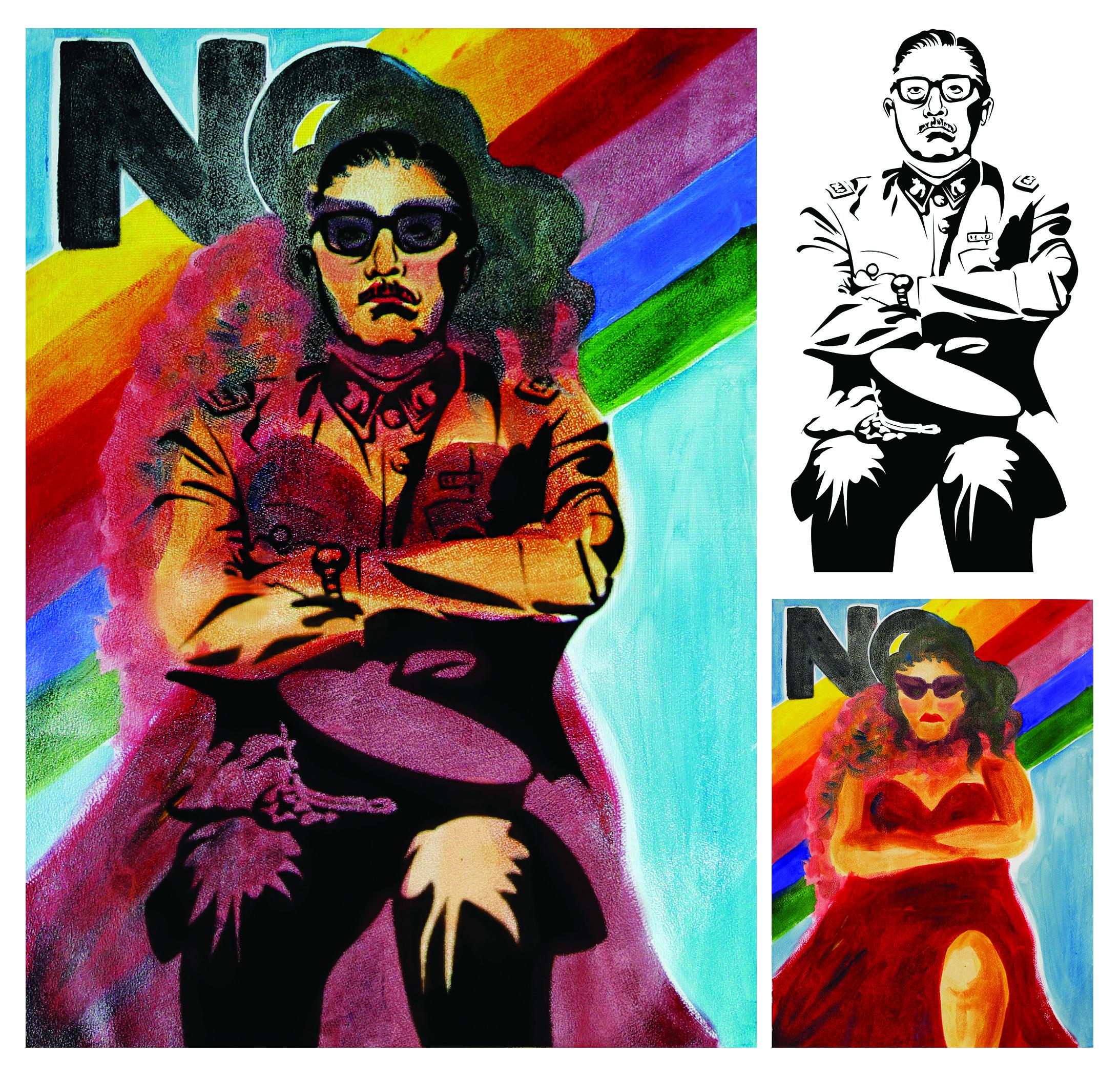 "Pinochet Dice que ""No"""