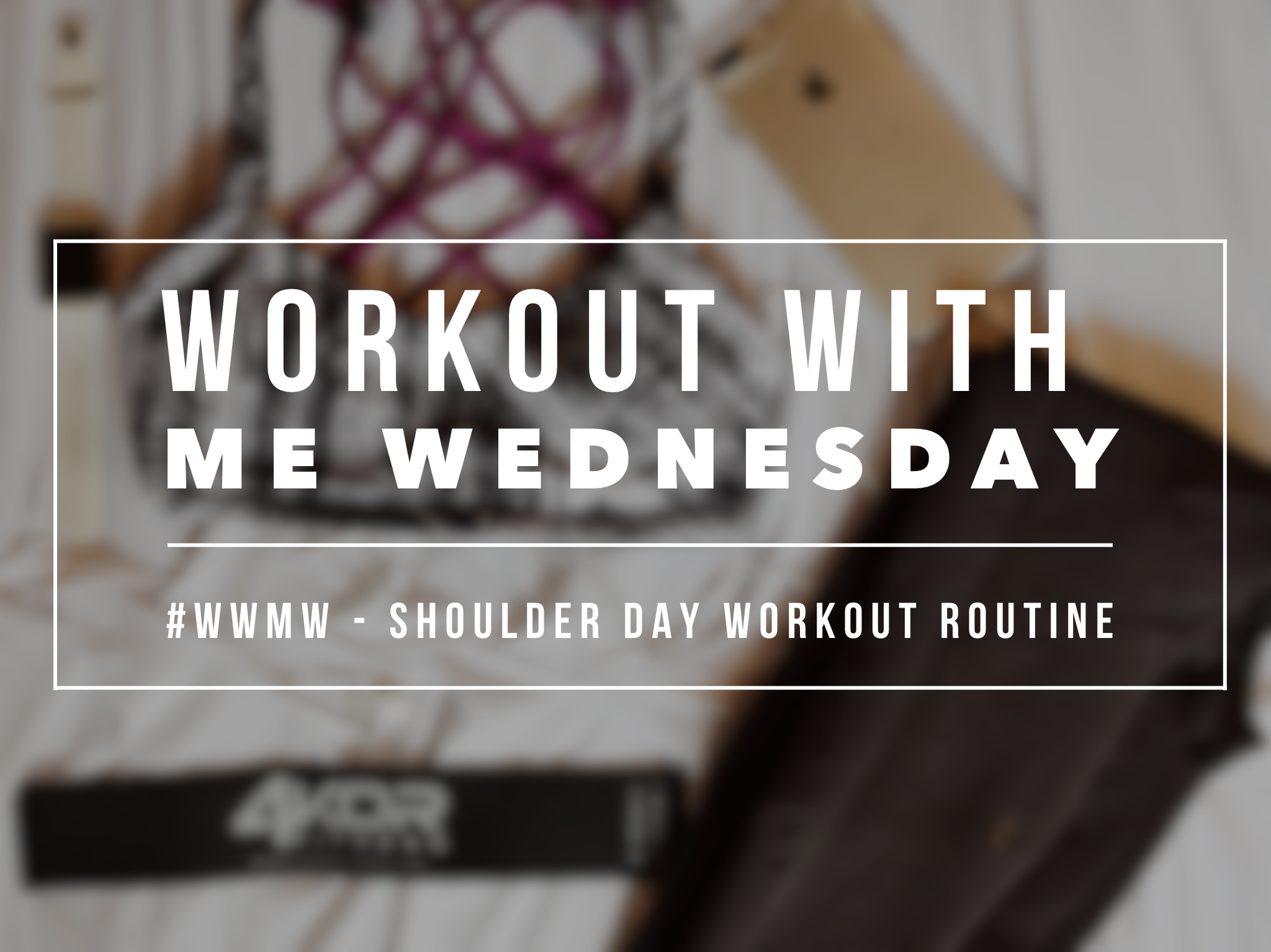 Shoulder Day Workout Routine