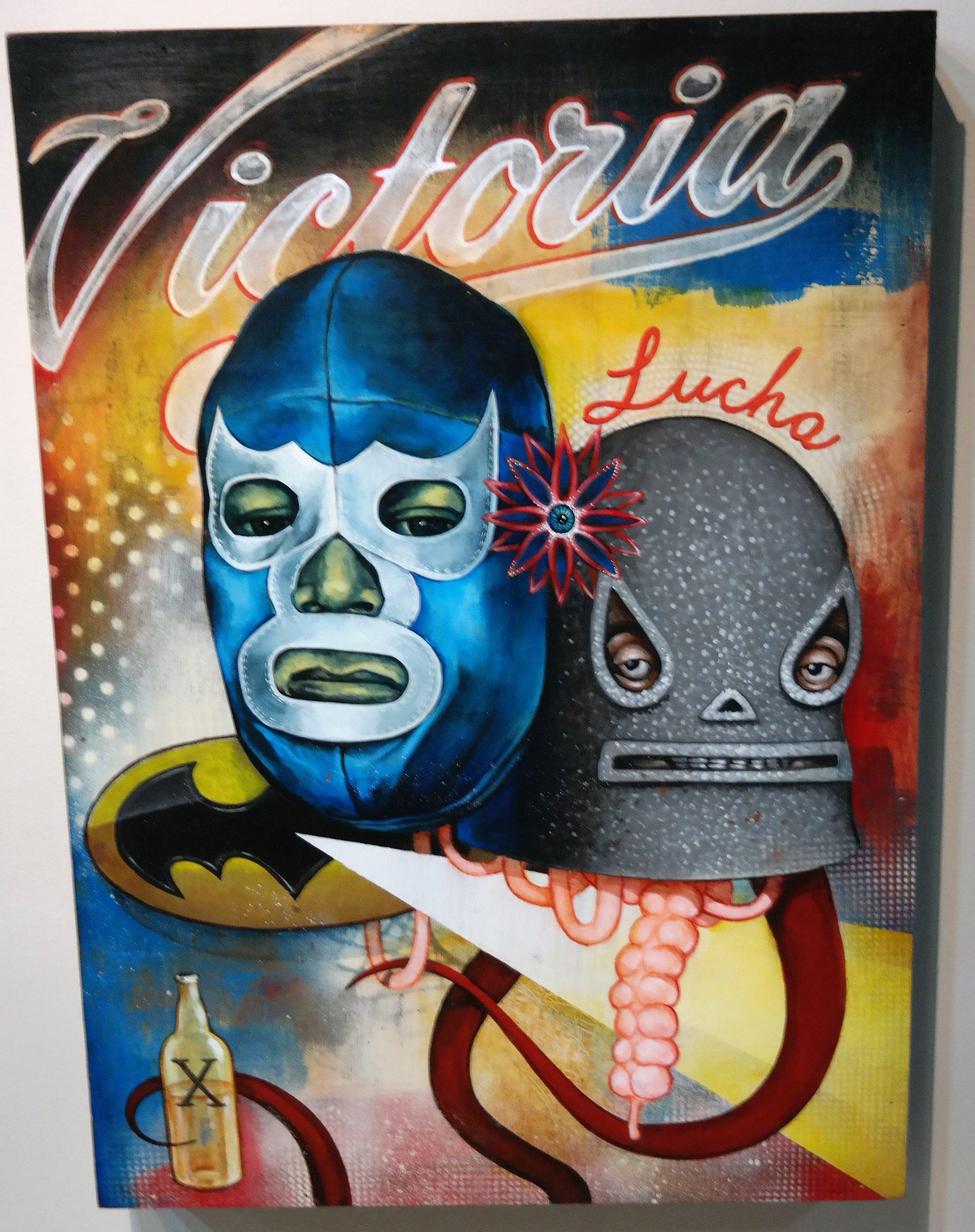 Victoria Lucha, Miguel Felipe