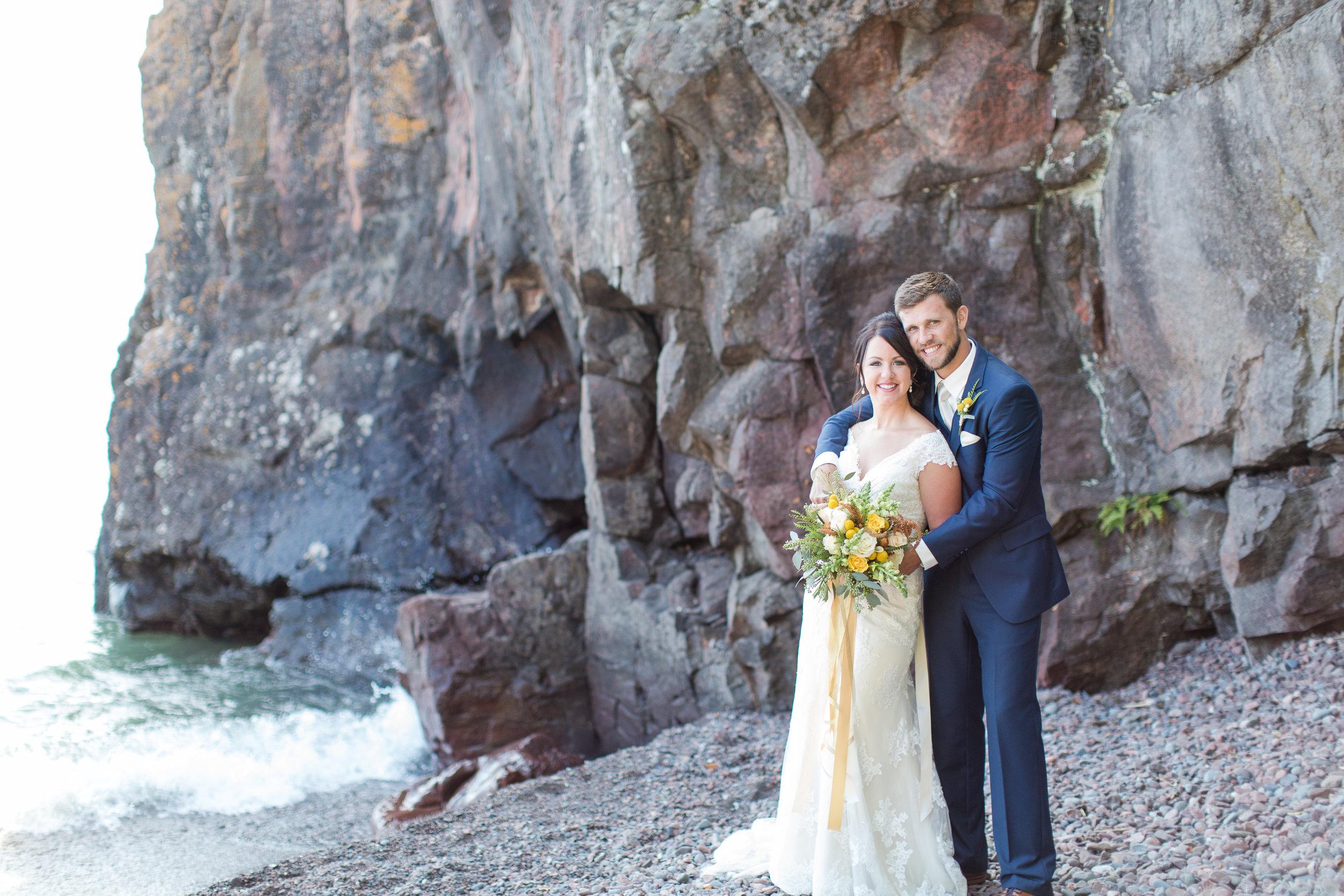 lutes wedding   kelsey + steven   mnweddingphotographer   mnweddings   north shore   lutsen   lake superior   wedding dress